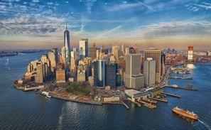Autókölcsönzés Amerikai Egyesült Államok, Manhattan