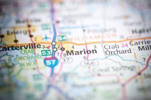 Autókölcsönzés Amerikai Egyesült Államok, Marion, IL