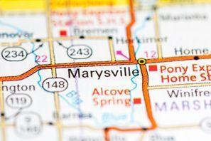 Autókölcsönzés Amerikai Egyesült Államok, Marysville, KS