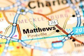 Autókölcsönzés Amerikai Egyesült Államok, Mathews, NC