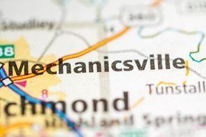 Autókölcsönzés Amerikai Egyesült Államok, Mechanicsville, VA