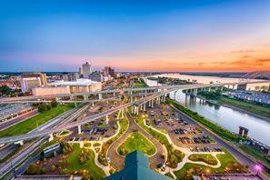 Autókölcsönzés Amerikai Egyesült Államok, Memphis, TN