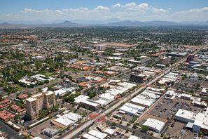 Autókölcsönzés Amerikai Egyesült Államok, Mesa, AZ
