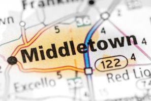Autókölcsönzés Amerikai Egyesült Államok, Middletown, OH