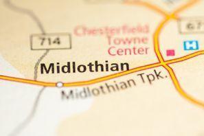 Autókölcsönzés Amerikai Egyesült Államok, Midlothian, VA