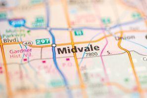Autókölcsönzés Amerikai Egyesült Államok, Midvale, UT