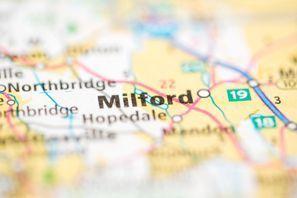 Autókölcsönzés Amerikai Egyesült Államok, Milford, MA