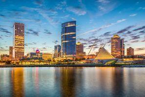 Autókölcsönzés Amerikai Egyesült Államok, Milwaukee, WI