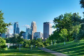 Autókölcsönzés Amerikai Egyesült Államok, Minneapolis, MN