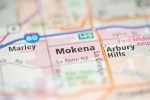 Autókölcsönzés Amerikai Egyesült Államok, Mokena, IL