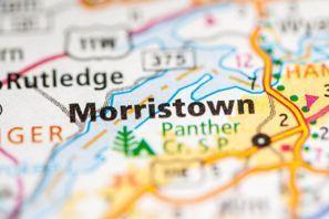 Autókölcsönzés Amerikai Egyesült Államok, Morristown, TN