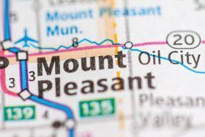 Autókölcsönzés Amerikai Egyesült Államok, Mount Pleasant, MI