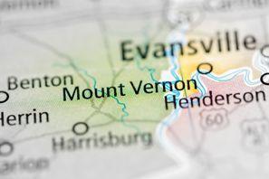 Autókölcsönzés Amerikai Egyesült Államok, Mount Vernon, IL