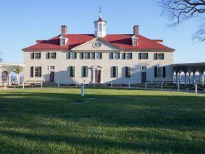 Autókölcsönzés Amerikai Egyesült Államok, Mount Vernon