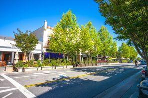 Autókölcsönzés Amerikai Egyesült Államok, Mountain View