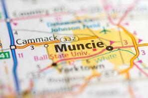 Autókölcsönzés Amerikai Egyesült Államok, Muncie, IN
