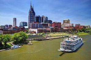 Autókölcsönzés Amerikai Egyesült Államok, Nashville, TN