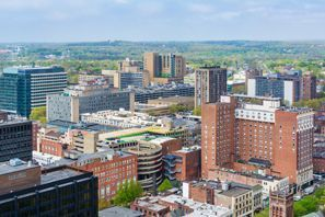 Autókölcsönzés Amerikai Egyesült Államok, New Haven, CT