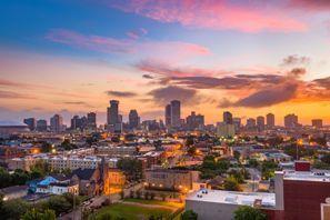 Autókölcsönzés Amerikai Egyesült Államok, New Orleans, LA