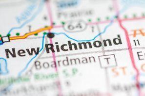 Autókölcsönzés Amerikai Egyesült Államok, New Richmond, WI
