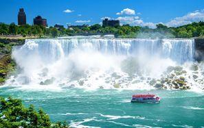 Autókölcsönzés Amerikai Egyesült Államok, Niagara Falls