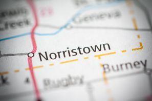 Autókölcsönzés Amerikai Egyesült Államok, Norristown, PA