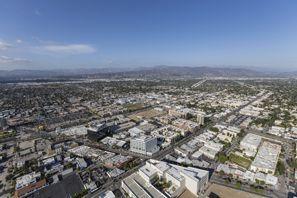 Autókölcsönzés Amerikai Egyesült Államok, North Hollywood