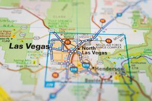 Autókölcsönzés Amerikai Egyesült Államok, North Las Vegas