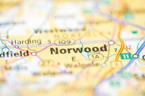 Autókölcsönzés Amerikai Egyesült Államok, Norwood, MA