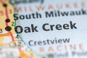 Autókölcsönzés Amerikai Egyesült Államok, Oak Creek, WI