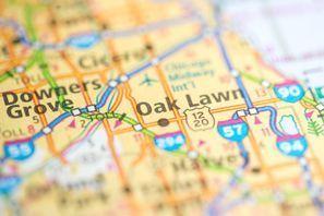 Autókölcsönzés Amerikai Egyesült Államok, Oak Lawn, IL