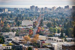 Autókölcsönzés Amerikai Egyesült Államok, Oakland