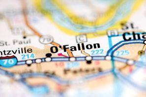Autókölcsönzés Amerikai Egyesült Államok, O'Fallon, MO