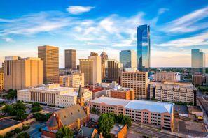 Autókölcsönzés Amerikai Egyesült Államok, Oklahoma City, OK