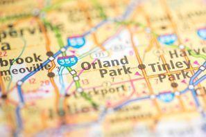 Autókölcsönzés Amerikai Egyesült Államok, Orland Park, IL