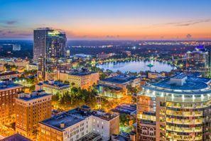 Autókölcsönzés Amerikai Egyesült Államok, Orlando