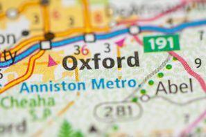 Autókölcsönzés Amerikai Egyesült Államok, Oxford, AL