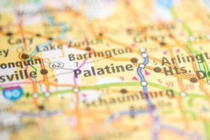 Autókölcsönzés Amerikai Egyesült Államok, Palatine, IL