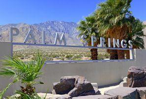 Autókölcsönzés Amerikai Egyesült Államok, Palm Springs