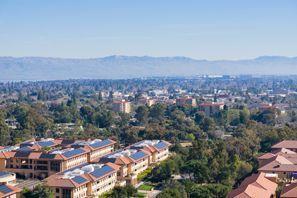 Autókölcsönzés Amerikai Egyesült Államok, Palo Alto