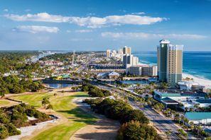 Autókölcsönzés Amerikai Egyesült Államok, Panama City Beach