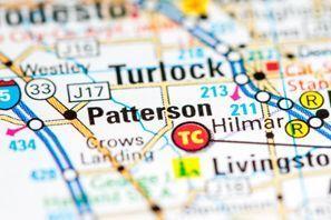 Autókölcsönzés Amerikai Egyesült Államok, Patterson