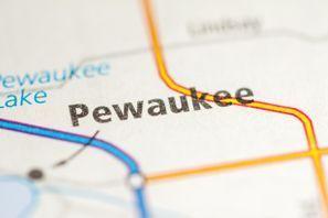 Autókölcsönzés Amerikai Egyesült Államok, Pewaukee, WI