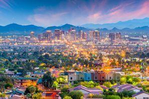 Autókölcsönzés Amerikai Egyesült Államok, Phoenix, AZ