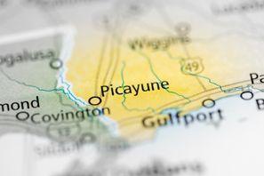 Autókölcsönzés Amerikai Egyesült Államok, Picayune, MS