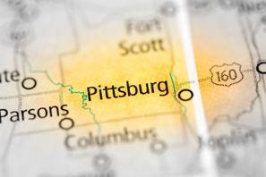 Autókölcsönzés Amerikai Egyesült Államok, Pittsburg, KS