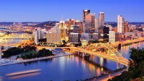Autókölcsönzés Amerikai Egyesült Államok, Pittsburgh, PA