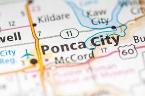 Autókölcsönzés Amerikai Egyesült Államok, Ponca City, OK