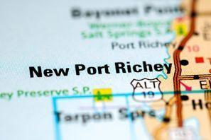 Autókölcsönzés Amerikai Egyesült Államok, Port Richey