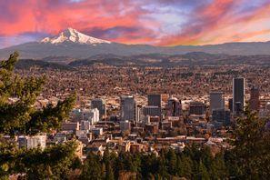 Autókölcsönzés Amerikai Egyesült Államok, Portland, OR